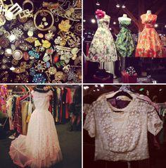 San Francisco vintage Fashion Expo