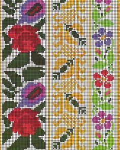 Pay a visit to our webpage for far more that is related to this striking photo Small Cross Stitch, Cross Stitch Borders, Cross Stitching, Cross Stitch Patterns, Cross Stitch Bookmarks, Cross Stitch Alphabet, Embroidery Stitches, Embroidery Patterns, Blackwork Patterns