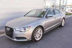 2013 Audi A6 Premium Premium Sedan 4 Doors Quartz Gray Metallic for sale in Marietta, GA http://www.usedcarsgroup.com/used-2013-audi-a6-marietta-ga-waufgafc8dn024503