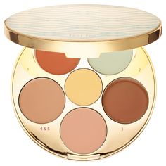 tarte Rainforest of the Sea Wipeout Color-Correcting Palette for spring 2016, available now