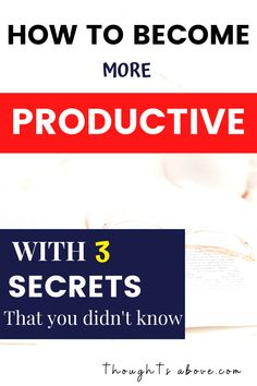 Wondering how to be productive and start getting things done? Submit your Email to access the 3 productivity secrets for women who are a highly sensitive person and easily overwhelmed. How to be productive at work office and after work/ every day. Productive things to do, productive habits and tips, how to be more productive in life, time management tips, productivity tips time management business, productivity and time management tips, Improve productivity. Productive Things To Do, Habits Of Successful People, How To Make Money, How To Become, Self Improvement Quotes, Improve Productivity, Highly Sensitive, Time Management Tips, Self Care Routine
