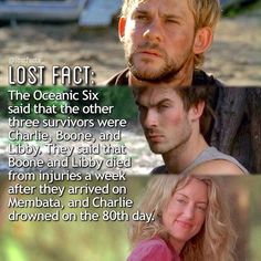 boone and libby died too early, i wanted to know so much more about them and…
