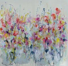 "Saatchi Art Artist Claire Desjardins; Painting, ""After The Flood"" #art"
