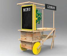 Designlines judges food cart design at The Stop's Night Market