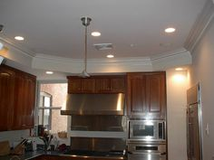 Kitchen In Ceiling Speakers. Ceiling Speakers, House Music, Kitchen Cabinets, House Design, Home Decor, Decoration Home, Room Decor, In Ceiling Speakers, Cabinets