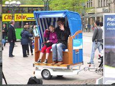 PromoScooter Föhr Touristik – erdacht und umgesetzt von Orange Cube