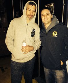 "Grammy nominated musician ""Matisyahu"" and Founder of the b Positive Project. Also happens to be our favorite musician. Check out his music - MatisyahuWorld.com"