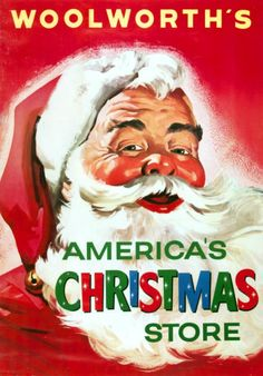 Woolworth's America's Christmas Store