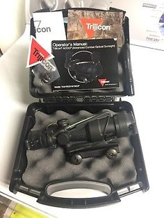 ﹩1,200.00. BRAND NEW NEVER MOUNTED. Trijicon Acog TA31RCO-M150CP-G Rifle Scope FREE SHIP2  Reticle - Chevron, Lens Diameter - 32mm, Type - Rifle Scope