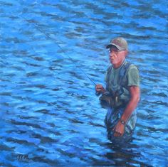 Fly Fishing, River, Rivers, Fly Tying