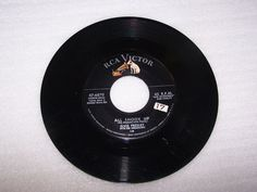 Elvis Presley All Shook Up When Your Heartaches Begins 45 RPM Record 47-6870  #RocknRoll