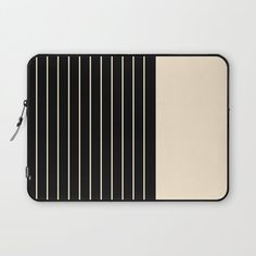 Stripes Laptop Sleeve by roxart Iphone Skins, Iphone Cases, Apparel Design, Laptop Skin, Laptop Sleeves, Tote Bags, Zip Around Wallet, Stripes, Tech