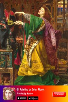 Morgan le Fay is a powerful enchantress in the Arthurian legend. Early appearances of Morgan do not elaborate her character beyond her role as either a goddess a fay or a sorceress. Salvador Dali, Claude Monet, A4 Poster, Poster Prints, Morgana Le Fay, Roi Arthur, King Arthur, Birmingham Museum, John Everett Millais