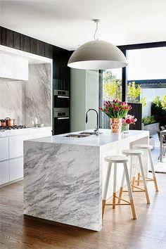 Decorando con marmol: Inspiración y DIY | Decorar tu casa es facilisimo.com