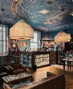 Common Room, Home Libraries, Aesthetic Rooms, Ravenclaw, Architecture, Decoration, Future House, Home Office, New Homes
