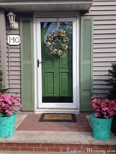 13 Unique Ways to Make Your Front Door Stand Out | Hometalk