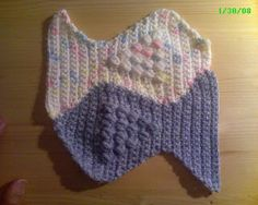 How to Crochet the Interlocking Shells Stitch