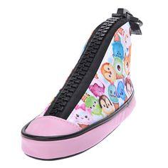 Pencil case pen case TSUM TSUM (Tsumutsumu) ice sneakers type Disney key ...