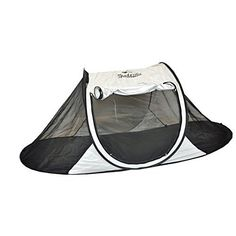 Shadezilla Free-Standing Instant Pop-Up Mosquito/Bug Tent with UPF Removable Ceiling for 1 to 2 Person Camping Canopy, Best Tents For Camping, Camping And Hiking, Camping Gear, Outdoor Bike Storage, Outdoor Gear, 5 Person Tent, Truck Tent, Best Trail Running Shoes