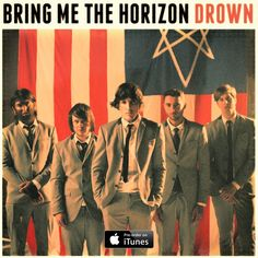 "Bring Me The Horizon announce new single, ""Drown"" and possibly a new music video?!"