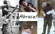 Feliz dia do Abraço!! Os abraços podem trazer alguns benefícios à saúde. 1. É muito bom: o abraço libera uma substância chamada oxitocina, também conhecida como o hormônio do bem-estar. 2. Faz você…
