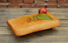 Solid+wood+cutting+board,+Recycled+cutting+board,+Wooden+serving+platter,+Beech+chopping+board,+Wooden+salver,+Cooking+lover+gift