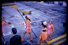 PSA Stewardesses by Ryan Leighty