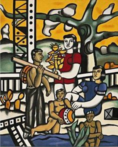 Réouverture du musée Fernand Léger