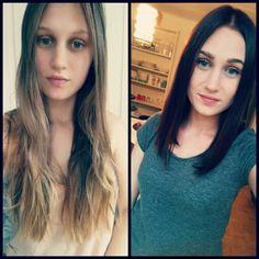 tolle verwandlung:) Long Hair Styles, Beauty, Amazing, Long Hairstyle, Long Haircuts, Long Hair Cuts, Beauty Illustration, Long Hairstyles, Long Hair Dos