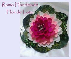 Ramo flor de Loto