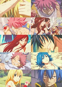 """""""Friends aren't worth dying for, they're worth living for."""" -Erza Scarlet"""