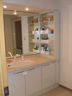 洗面所を「グループ収納」でもっとスッキリ使いやすく! その2 | 収納情報 | トランクルームチャンネル