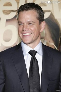 Matt Damon !