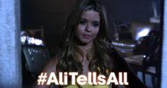 #AliTellsAll #PLL