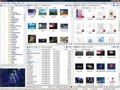 Q-Dir (PORTABLE) 6.12 32bit Q-Dir makes your files and folder easy to manage.  Fast and easy access to your hard disks, network folders, USB-Stiks, floppy disks and other storage devices. #computers #software #freeware