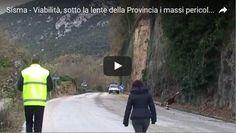 La viabilità della Valnerina: in un video la situazione attuale