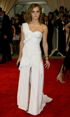Emma Watson In Burberry..