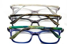 -By David Green Eyewear David Green, Eyeglasses, Eyewear, Leaves, Natural, Unique, Check, Style, Swag