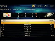 6/1/15 Behm-Norval IV @ Eagles 5 min quarters Dustyn - steelers Norval - Eagles