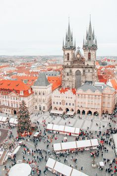 Prague in the winter is a Christmas dream. There are tons of things to do in Prague in winter, and plenty of Prague attractions are open (including Christmas Markets!) Heres a complete Prague winter travel guide for your trip to the Czech Republic. Europe Destinations, Amazing Destinations, Prague Attractions, Visit Prague, Prague Travel, Destination Voyage, Beautiful Places To Travel, Winter Travel, European Travel