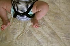 Infant Dairy Intolerance- some unconventional symptoms to look for.