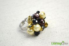 Cheap DIY crafts- How to Make Mothers Birthstone Rings - Pandahall.com