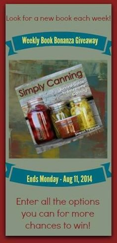 """Book Bonanza Giveaway #7 