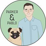 """62 Likes, 8 Comments - Parker & Pablo on Instagram: """"• PARKER & PABLO • So in love with this elegant yet simple wedding invite. Available in Digital and…"""""""