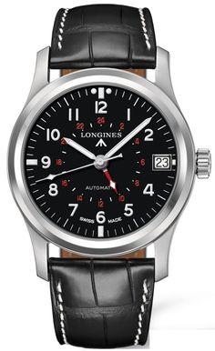 Longines Heritage GMT L2.831.4.53.0