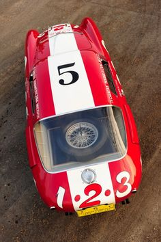 1953 Ferrari 250MM Berlinetta