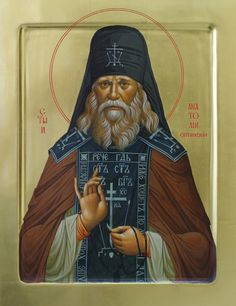 Anatoli of Optina Typical Russian, Early Church Fathers, Orthodox Christianity, Religious Icons, Orthodox Icons, Holy Spirit, Saints, History, Letters