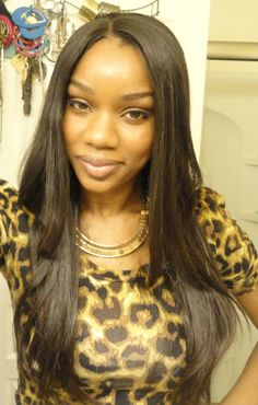Kim Kardashian Inspired Long Wavy Black Hair csls003 - RPGSHOW