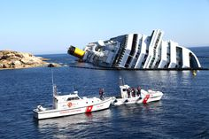 Costa Concordia Survivors Still in Ruins - Capturing la VitaCapturing la Vita