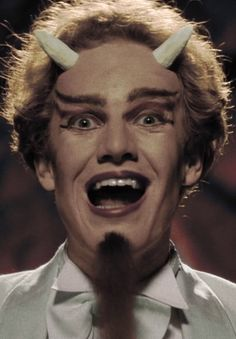 Danny Elfman in Forbidden Zone Oingo Boingo, Elf Man, Passion Pit, Danny Elfman, Danny Devito, Drag King, Beautiful Love Quotes, Demonology, Helena Bonham Carter